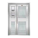 不锈钢楼寓门系列 -JT-3155(楼寓门)