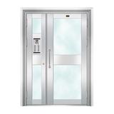不锈钢楼寓门系列 -JT-3150(楼寓门)