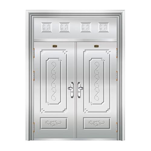 彩色不锈钢系列-JT-3142(整板门)
