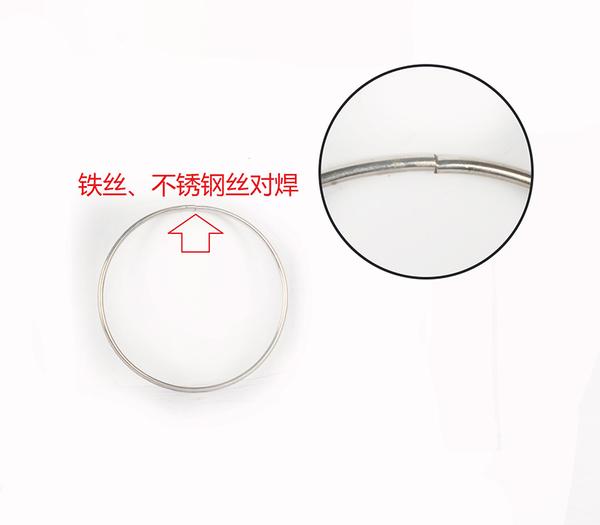49.铁丝、不锈钢丝对焊