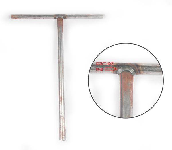 1.自动二保仿形焊