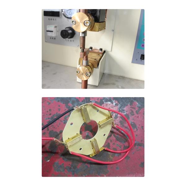 铜触点储能点焊机