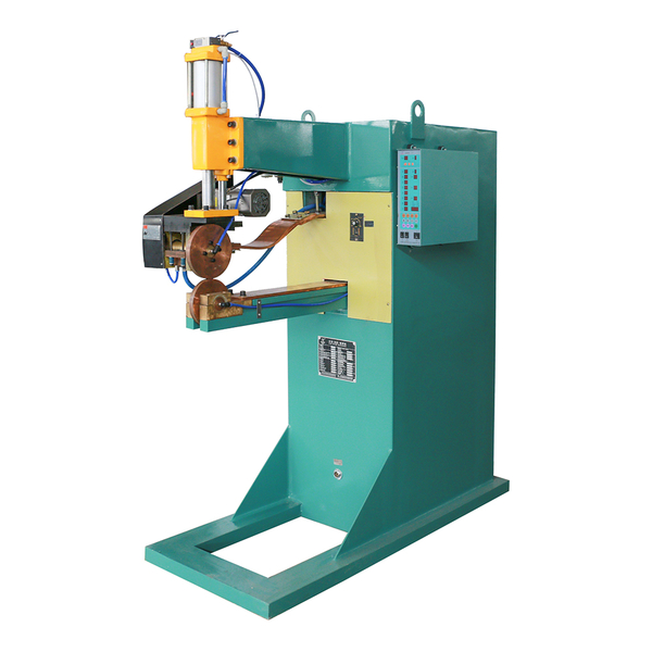 Garbage straight seam welder