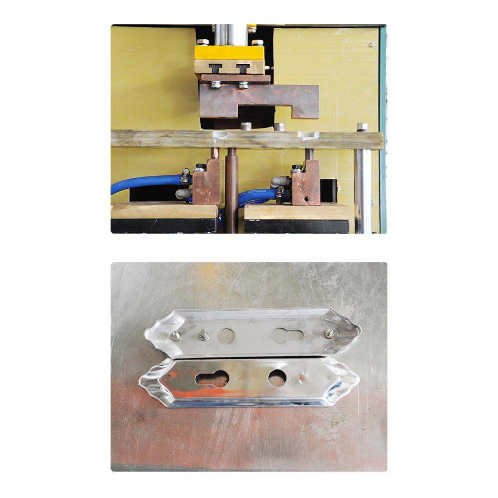 不锈钢锁面板焊机