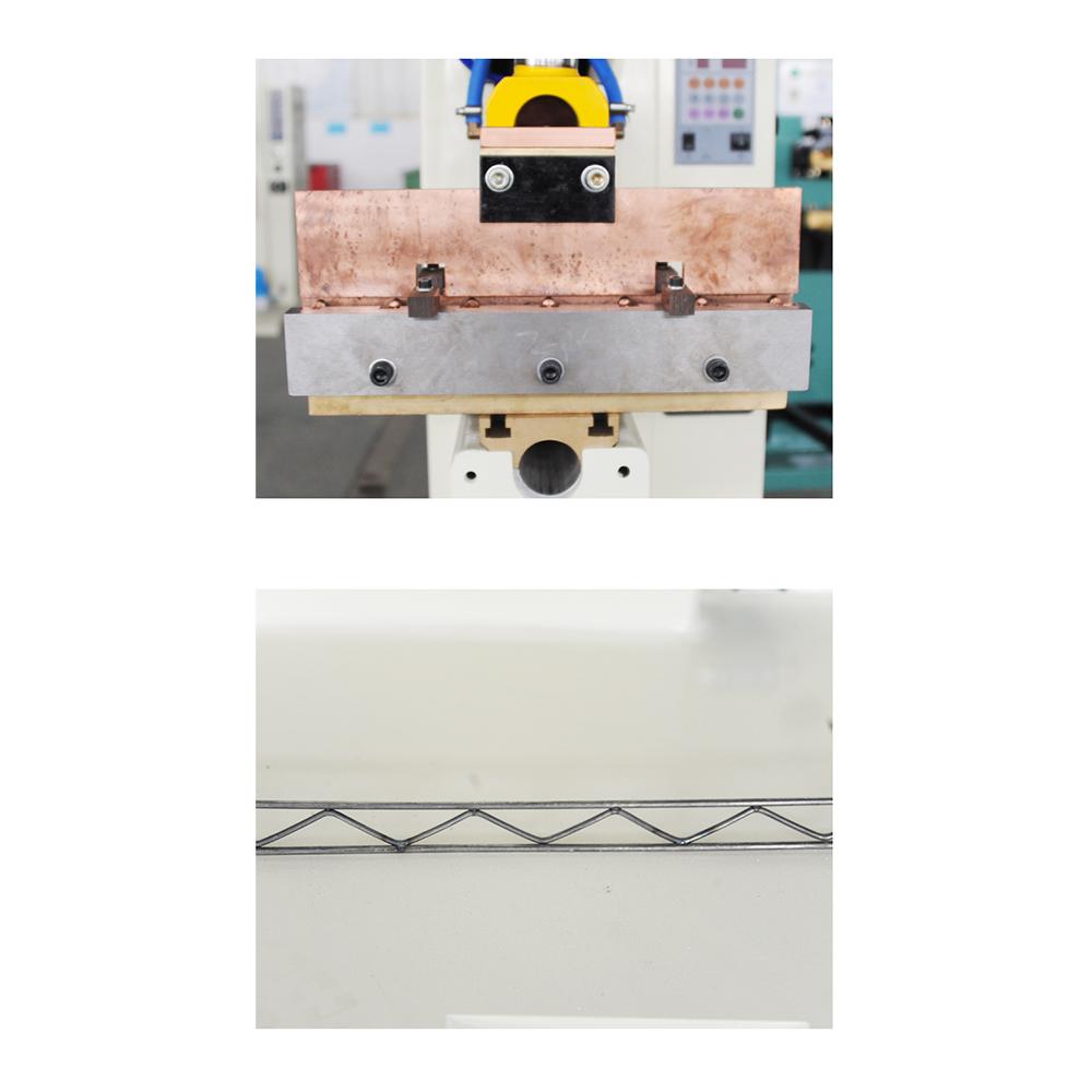 波浪线排焊机