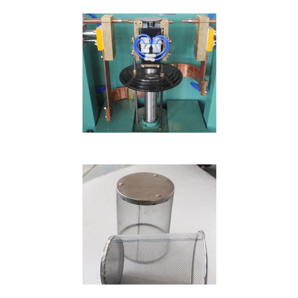 垃圾篓自动焊机