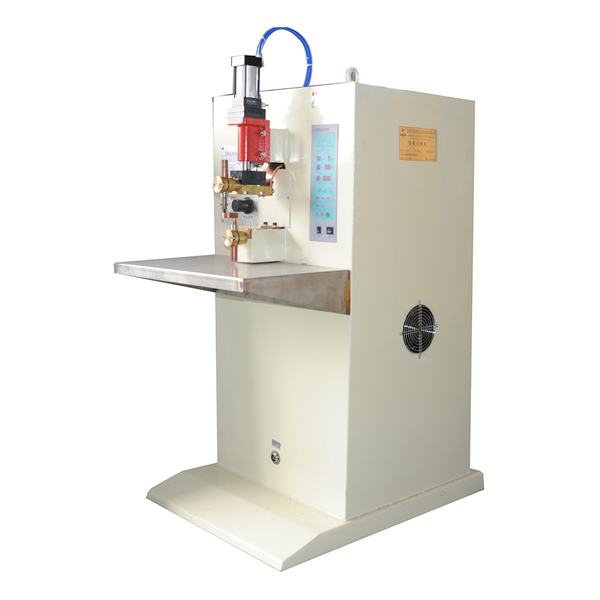 Copper contact energy storage spot welder
