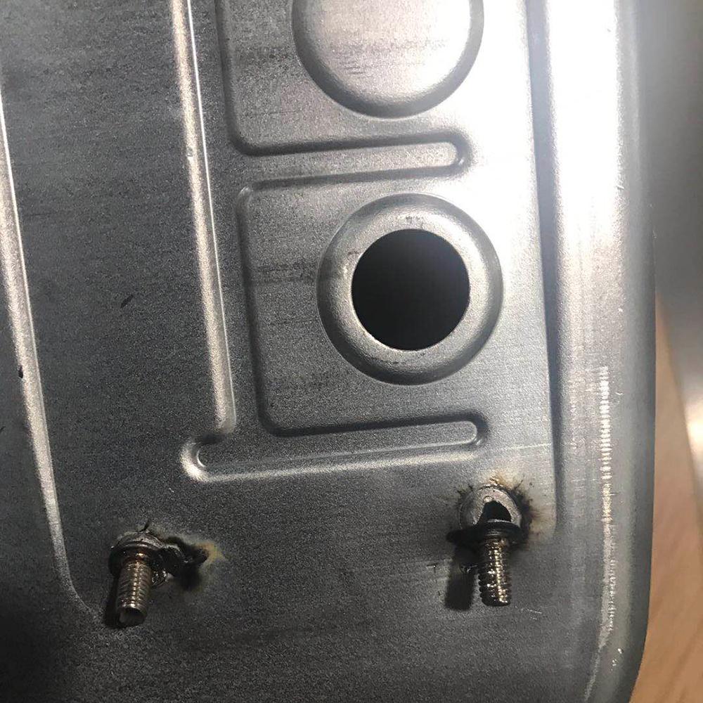 中频逆变燃气表盒螺钉焊机
