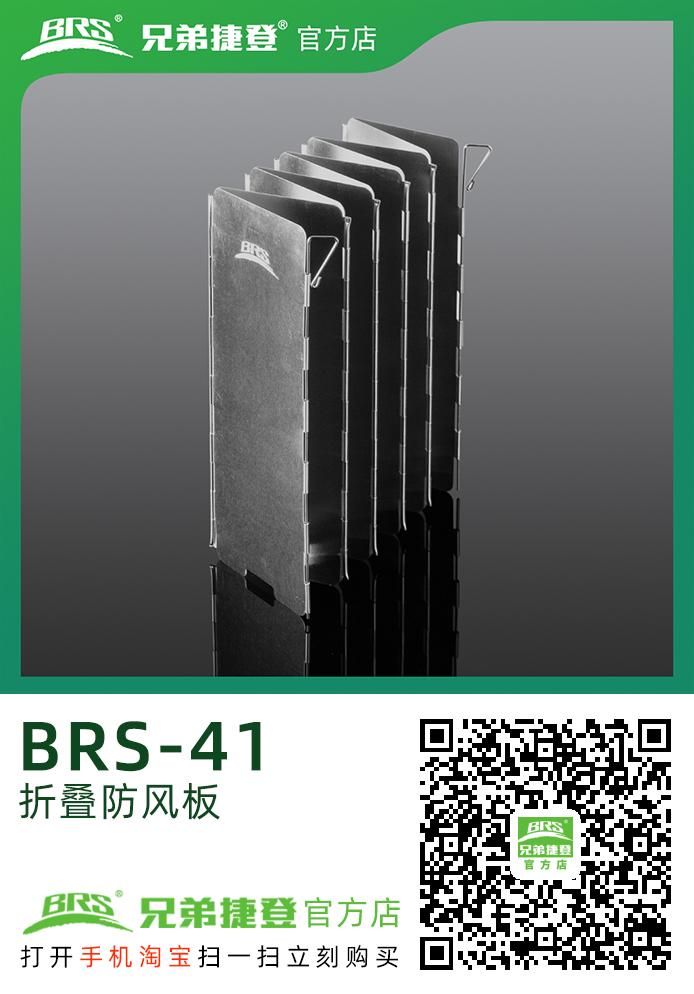 大號擋風板 BRS-41