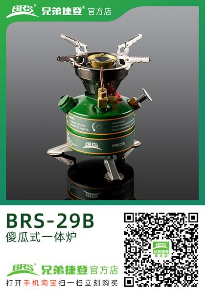 傻瓜一体油炉 BRS-29B