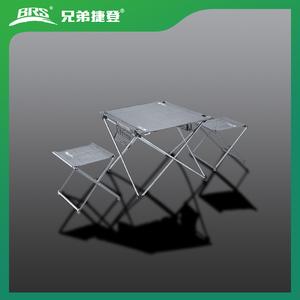 超輕便折疊桌三件套 BRS-T03