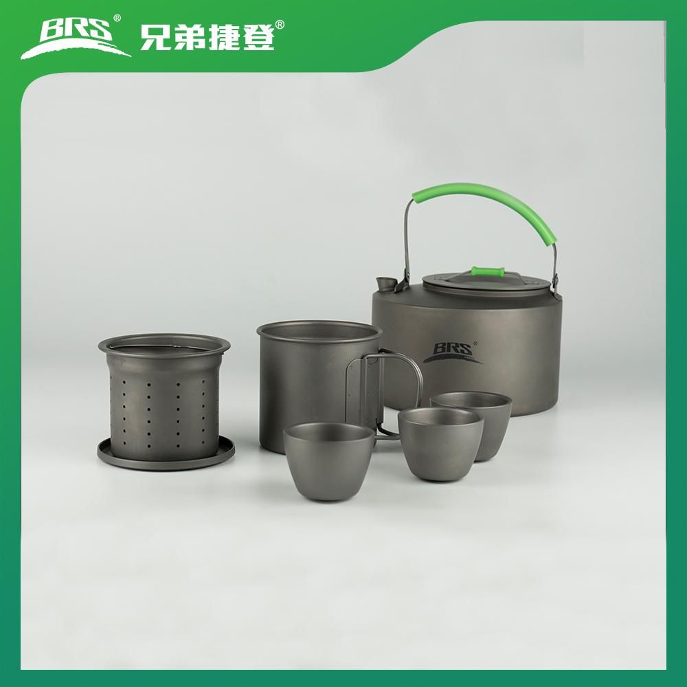 鈦茶壺套裝 BRS-TC02