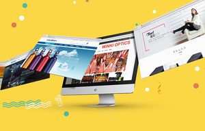 电商型网站 -1