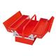 二层三格手提式工具箱-JS-07