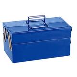 小两层手提工具箱 -JS-11