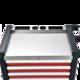 高档工具车-JS-7007
