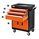 高档工具车-JS-6003