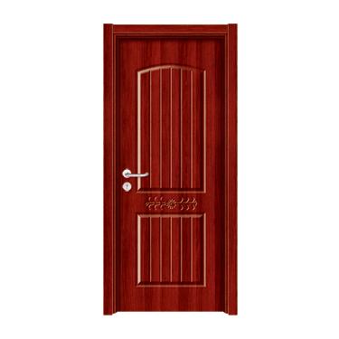 经典生态木门-3073(红拼木)
