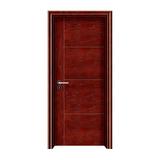 实木油漆生态木门 -1015(红橡开放)