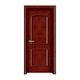 实木油漆生态木门-1002(红橡开放)