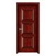 实木油漆生态木门-1005(红橡开放)