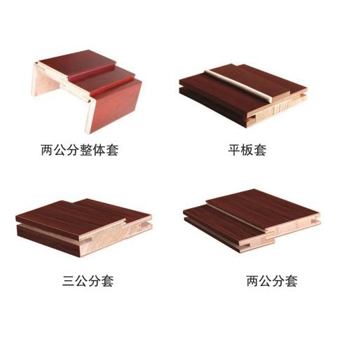 经典木门系列-可选门套板