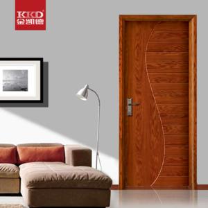 KKD金凯德木门烤漆门定制木门套装门实木复合门室内门绿色环保门 -MD-119