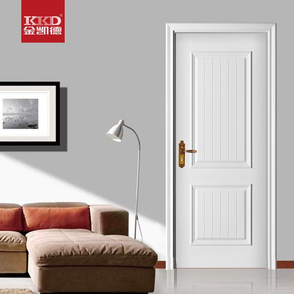 kkd金凯德木门烤漆门定制木门套装门实木复合门室内门