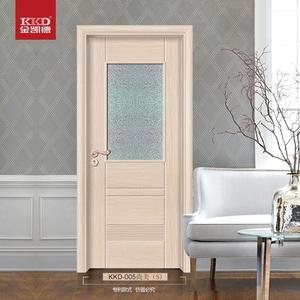 KKD金凯德木门复合门套装门卧室门免漆门简约室内门钢木门包安装 -KKD-005