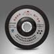 船厂专用 磨片 钹型砂轮片-180*6*22