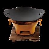 时尚双耳锅+大碳炉