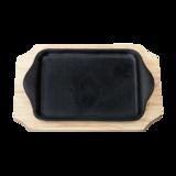 双耳平盘 配 松木板 -fSEP-SM