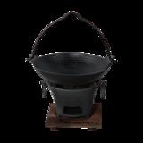 23螺纹煲+小炭炉
