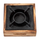 sfls-小木制四方炉