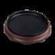 yjz_-j0012加重烤盘-配塑料j012