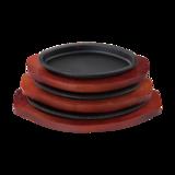出口蛋形 配 红木板 -tCD_-HM