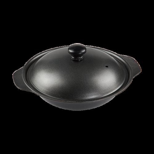 欧式铁制传统锅-