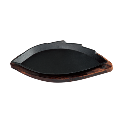 小树叶 配 碳木板-oXSY-TM