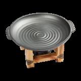 25圆形陶板 -YTB25