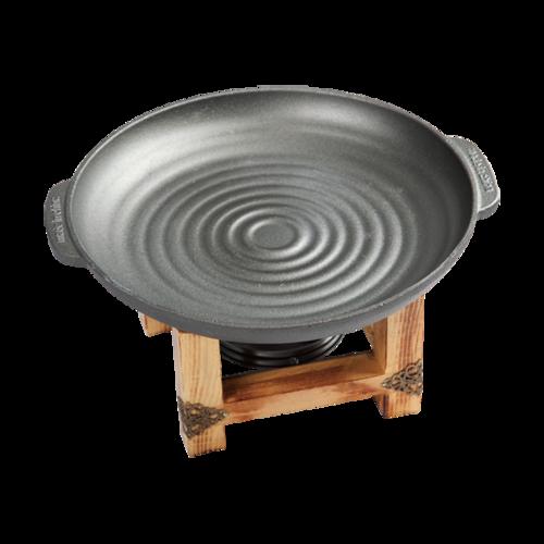 25圆形陶板-YTB25