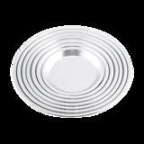 铝浅披萨盘(阳极) -JLX-M008