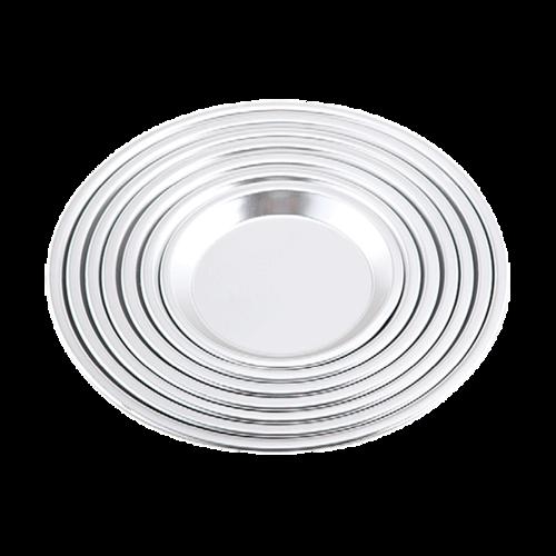 铝浅披萨盘(阳极)-JLX-M008