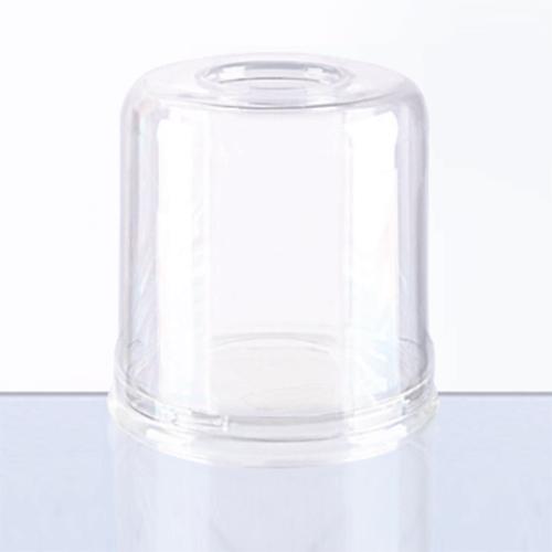 纸巾盒(透明)-JLX-007A