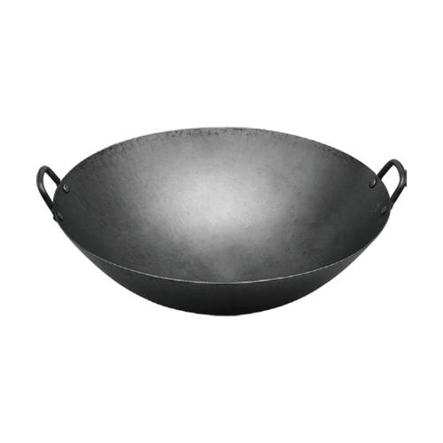 1.8厚手打广式铁锅-1.8厚手打广式铁锅