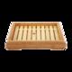 竹制圆头盒(大小)-竹制圆头盒(大小)