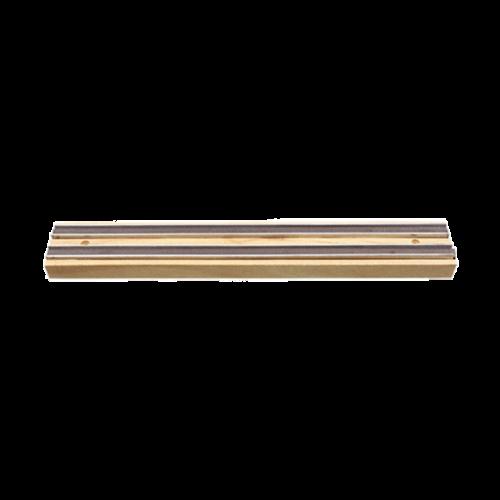 橡胶木方形磁铁刀架(36,45cm)-JLX-6242