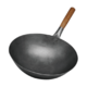1.8厚手打单木柄铁锅-1.8厚手打单木柄铁锅