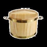 钛金边广式木桶 -钛金边广式木桶