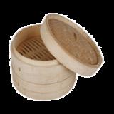 竹蒸笼 -竹蒸笼
