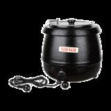 黑色电子暖汤炉 -YL022